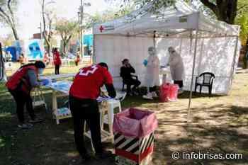 La Cruz Roja testeará gratis en los barrios Hipódromo y La Herradura - InfoBrisas