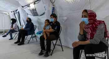 Novos campos de refugiados na Grécia construídos com mesmo modelo de Lesbos - RTP