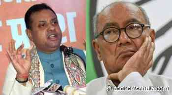 Congress` first love is Pakistan, BJP intensifies attack after Digvijay Singh`s Clubhouse chat leak