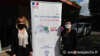 Moissac. Les itinérants de France-Services - ladepeche.fr