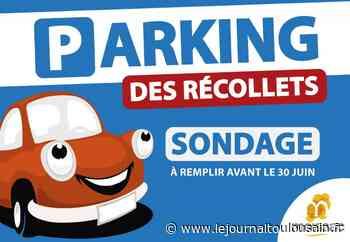 La mairie de Moissac lance une consultation sur le parking des Récollets - Le Journal Toulousain