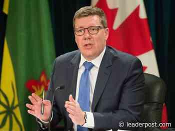 Moe's popularity notches back up above 60 per cent: survey - Regina Leader-Post