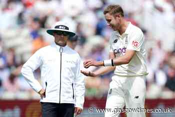 New Zealand make England suffer after controversial Devon Conway decision - Glasgow Times