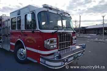 Small Fire At Rothesay High - country94.ca