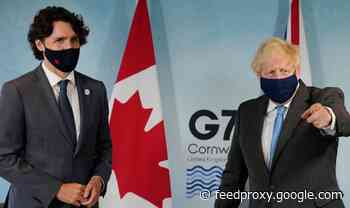 Justin Trudeau just waded into the NI Brexit row - why it will subtly annoy Boris Johnson