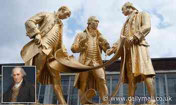 Statue of James Watt to be reinstalled in Birmingham with plaque on his family links to slave trade