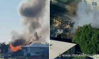 One person is dead and another unaccounted for after Kilcoy, Sunshine Coast blaze