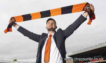 'Quality, attacking play' the target for new Dundee United head coach Tam Courts as he aims to build connection with fans - The Courier