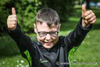'The most thoughtful boy': New award names Dundee's kindest kid - The Courier