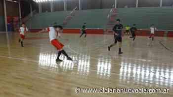 En El Calafate hay futsal, pero antes hisopan a todos - El Diario Nuevo Dia