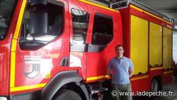 Lannemezan : Christophe Noilhan, pompier toujours - ladepeche.fr