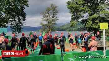 Britain's biggest open water swimming event returns