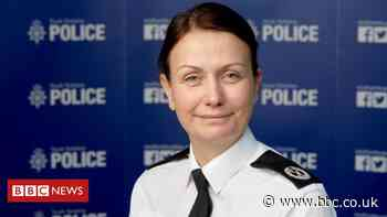 South Yorkshire Police: Lauren Poultney shares her 'incredible pride'