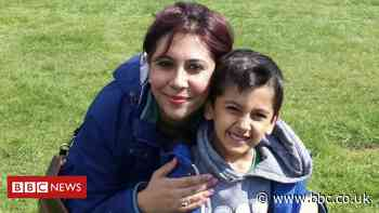 Leicester mum dedicates MBE to son killed in smart motorway crash