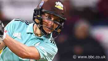 Curran fires Surrey to victory over Somerset - T20 Blast round-up