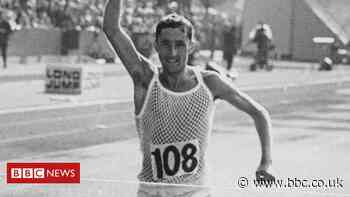Ron Hill funeral: Guard of honour for running legend