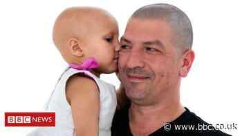 Swaffham dad gets daughter's brain surgery scar tattoo