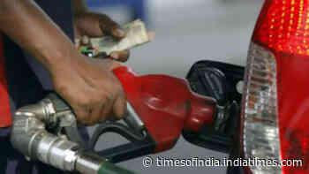 After petrol, diesel crosses Rs 100-mark in Rajasthan's Sri Ganganagar