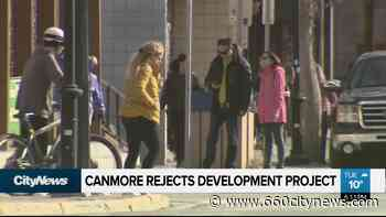 WATCHING NOW Canmore rejects Three Sisters proposal - 660 News