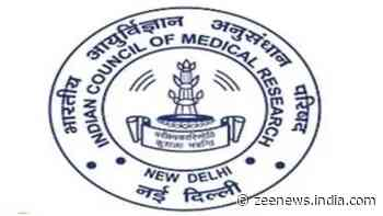 ICMR Recruitment 2021: Apply for post of project research scientist, check salary, eligibility criteria