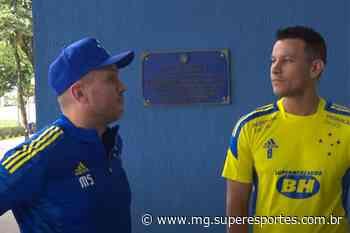 Mozart enaltece Henrique em conversa no Cruzeiro: 'Você é importante' - Superesportes