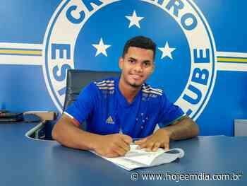 Cruzeiro anuncia a contratação de ex-atacante do Palmeiras para o time sub-20 - Hoje em Dia