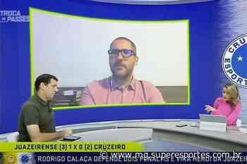 'Que destruição fizeram com o Cruzeiro, é pavoroso ver', diz comentarista - Superesportes