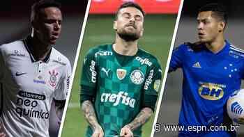 Corinthians, Cruzeiro e Palmeiras vivem 'noite de terror' e são eliminados na Copa do Brasil - ESPN.com.br