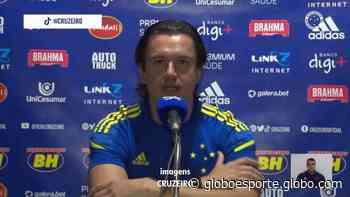 Cruzeiro lista Mozart como primeiro nome para técnico, mas alvo divide opiniões - globoesporte.com