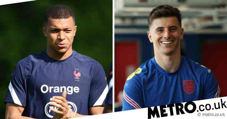 Kylian Mbappe hails Mason Mount and picks out two Premier League speedsters for special praise