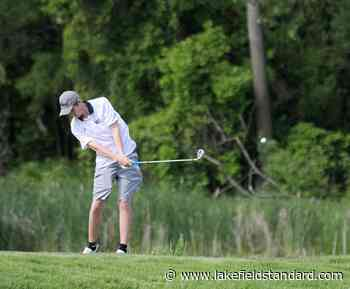 Four golfers compete in final day of section meet - Lakefield Standard
