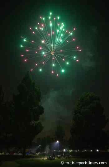 Santa Ana Police Defuse Illegal Firework Sales - The Epoch Times