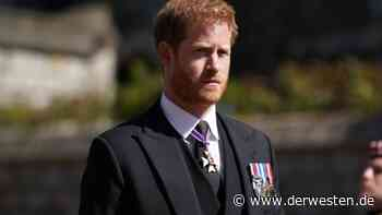 Royals: Anhänger von Prinz Harry stinksauer – der traurige Grund - Der Westen
