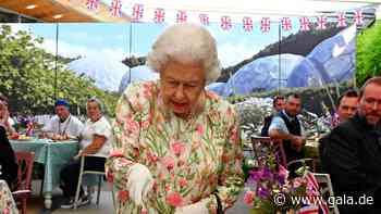 Britische Royals: Hier trifft Queen Elizabeth zum ersten Mal auf den US-Präsidenten - Gala.de