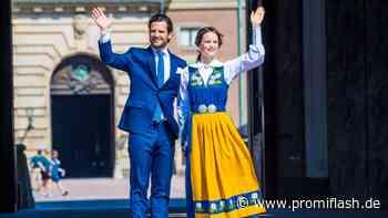 Schweden-Royals brechen Tradition: Keine TV-Taufe für Julian - Promiflash.de