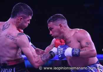 Miguel Correa perdió por puntos en Berazategui   La Opinión - La Opinión Semanario