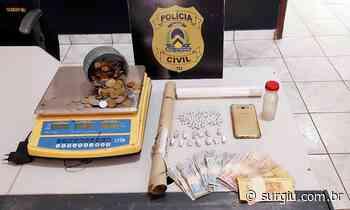 Polícia Civil fecha ponto de venda de drogas em Bandeirantes do Tocantins - Surgiu