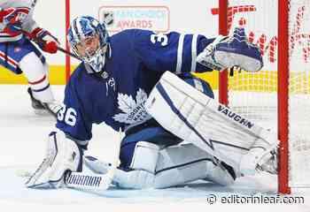Toronto Maple Leafs: 3 UFA Goalies to Replace Freddie Andersen - Editor In Leaf