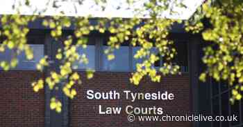 Thug dragged partner to floor and punched her in the face in unprovoked attack