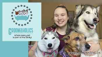 Every pet is part of the family at Groomaholics - StittsvilleCentral.ca