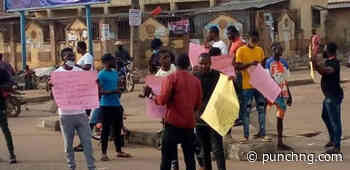 June 12: Protesters storm Osogbo, Akure - Punch Newspapers