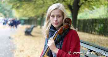 Woman who 'picked her own arm off road' after crash may never play cello again