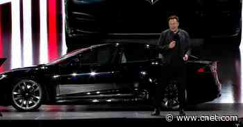 New Tesla Model S Plaid rolls out, Xbox coming to smart TVs video     - CNET