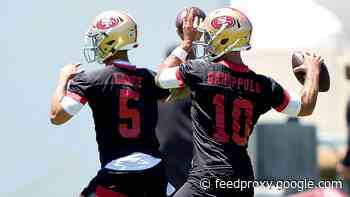Window is open for Trey Lance to win 49ers QB job, but it won't be easy, says Shanahan