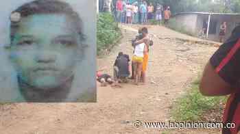 El rastro mortal del microtráfico en Juan Atalaya | Noticias de Norte de Santander, Colombia y el mundo - La Opinión Cúcuta