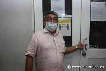 Nuevo gerente (e) del Hospital de Malambo tomó posesión tras conciliación - EL HERALDO