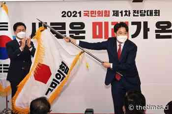 El partido de oposición surcoreano nombra a la estrella en ascenso Lee Jun-seok como el líder más joven de la historia - The Times en Español