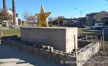 Se suspende el acto de inauguración de la Estrella Amarilla - La Voz del Pueblo