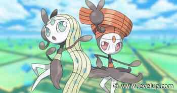 Pokémon GO: Niantic parece confirmar que Meloetta será la estrella del GO Fest 2021 - LEVELUP
