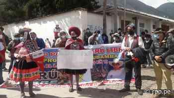 Cusco: Pobladores de Urubamba anuncian movilización y denuncia contra Keiko Fujimori - RPP Noticias